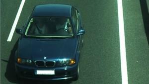 Ocupante de un vehículo sin cinturón de seguridad