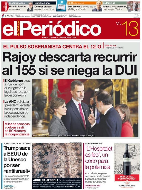 portada-el-periodico-13-10-2017