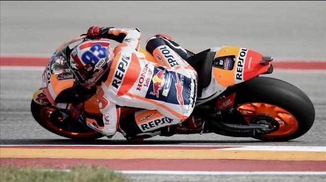 MotoGP: el GP de les Amèriques 2016, en directe