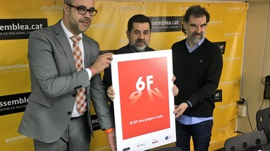 L'ANC suggereix als catalans que demanin festa el 6-F per manifestar-se contra el judici a Mas