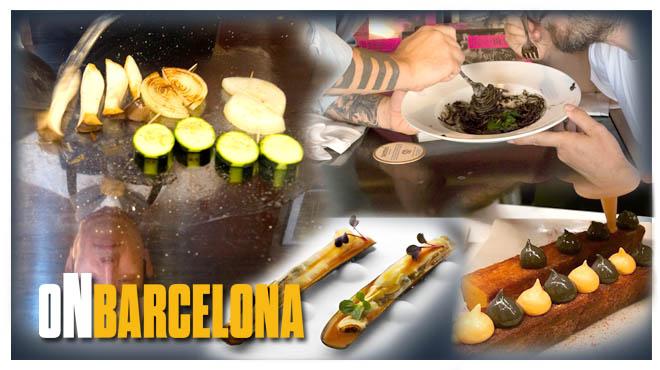 On Barcelona - Els cinc restaurants elegits per pablo Casagrande