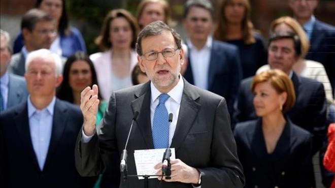 Rajoy ignora Aznar i la corrupció i decreta una campanya «en positiu»