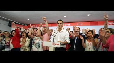 Pedro Sánchez guanya les primàries del PSOE: últimes notícies en directe
