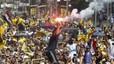 Militars egipcis reprimeixen amb gasos lacrimògens una nova onada de protestes islamistes en favor de Mursi