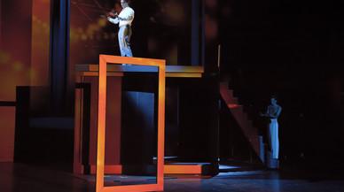 Escena del musical 'Dorian Gray. La belleza no tiene piedad'.
