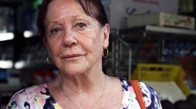 La presentaora, pintora y actrizElena Santonja, en una imagen reciente.