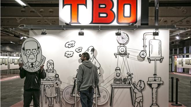 Entrevista amb Jordi Ojeda, comissari del Saló del Còmic 2017.