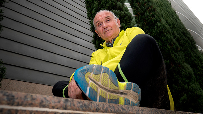 Miquel Pucurull: La Cursa de Bombers y todo el mundillo que envuelve al running.