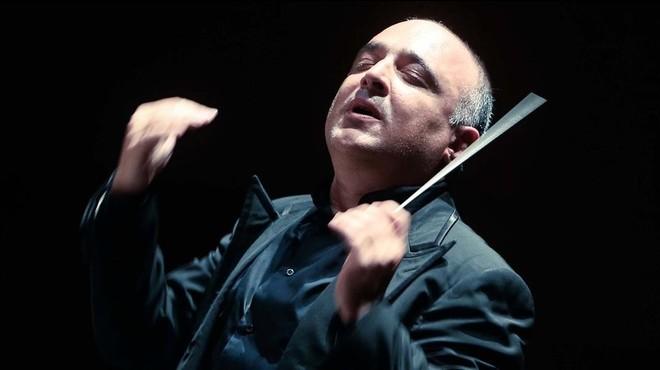 Ernest Mart�nez-Izquierdo en una imagen promocional.