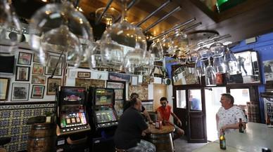Un bar homèric de la Barceloneta