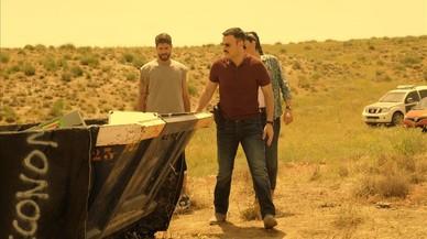 Imagen de la segunda temporada de 'Mar de pl�stico'