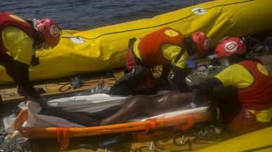 Localizados 13 cadáveres en una embarcación con inmigrantes frente a Libia
