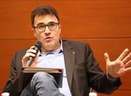 El secretario d'Hisenda, Lluís Salvadó.