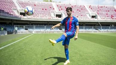 """Gomes: """"El Barça té a veure més amb la meva personalitat que el Madrid"""""""