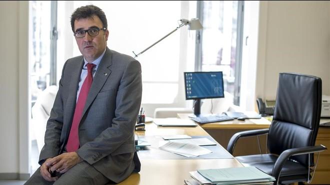 La Generalitat prendrà el 2017 el control dels impostos cedits