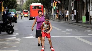 Barcelona tallarà 76 carrers el divendres 22 de setembre, el Dia sense Cotxes