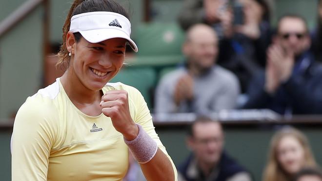 Muguruza repeteix quarts de final per tercer any consecutiu a Roland Garros