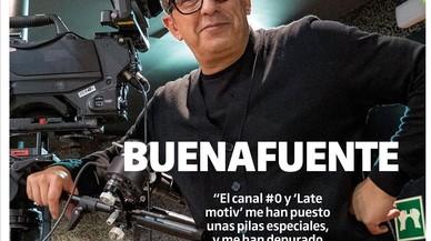 Buenafuente i el seu 'Late motiv'