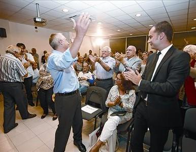 Pere Navarro renunciará a la alcaldía de Terrassa este viernes