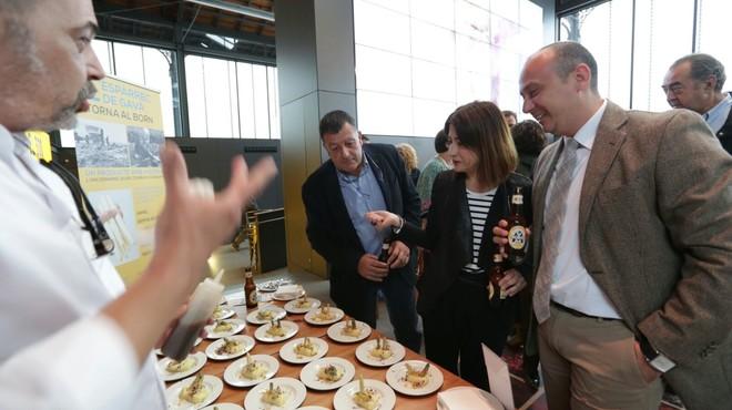 Disset restauradors participen a GastroGavà, l'espai gastronòmic de la Fira d'Espàrrecs