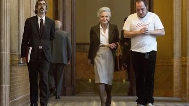 La Audiencia Nacional retiene la devolución de Hacienda de Marta Ferrusola