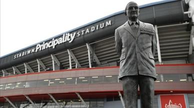 La final de la Champions deixa Cardiff només amb tendes de campanya a 170 euros