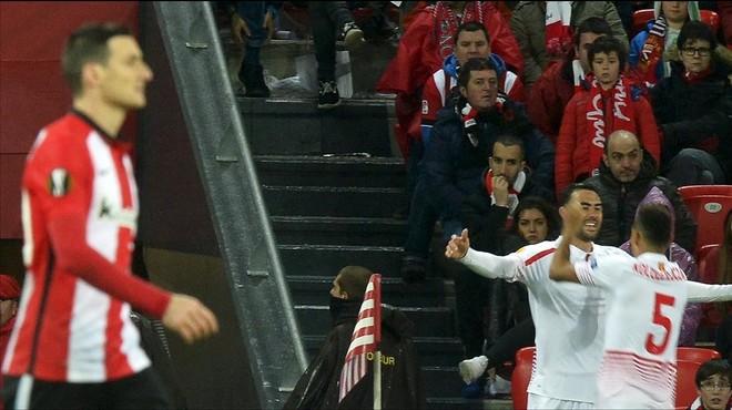 El Sevilla remunta a San Mamés i s'acosta a les semifinals