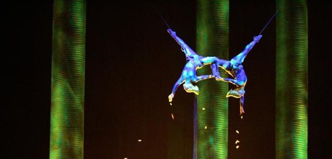Muere una acróbata del Cirque du Soleil en Las Vegas
