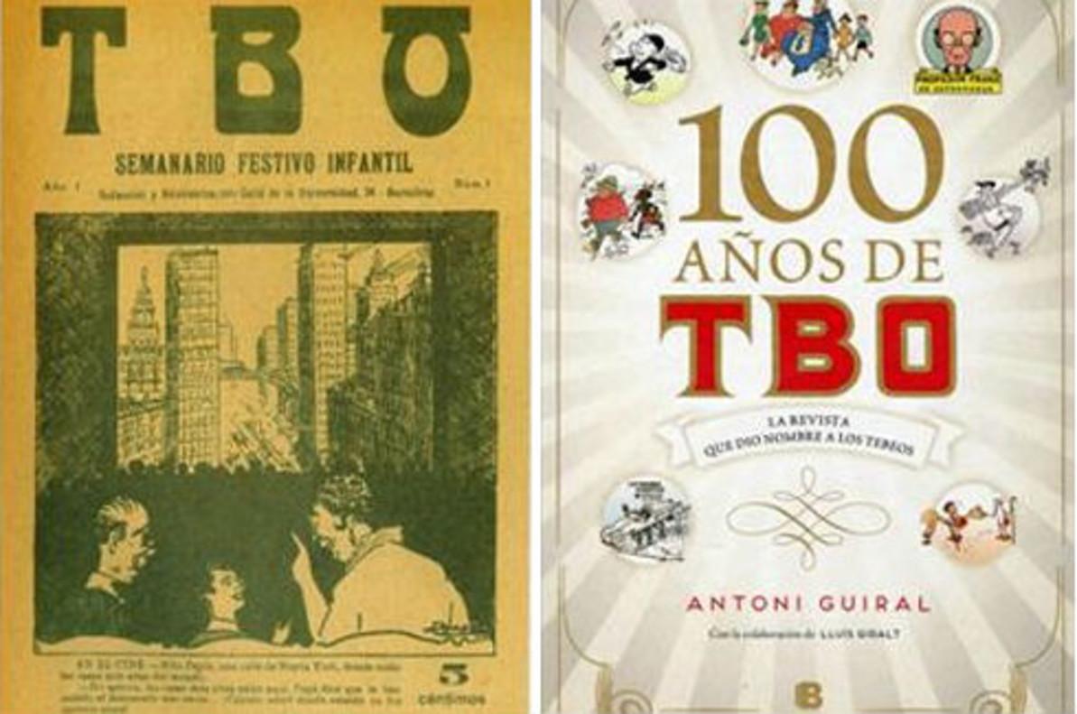 El humor centenario del 'TBO'