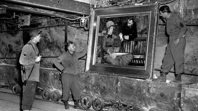 EEUU insta a Baviera a devolver el arte robado por los nazis