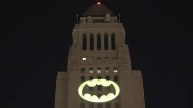 Batman 'resucita' en Los Ángeles