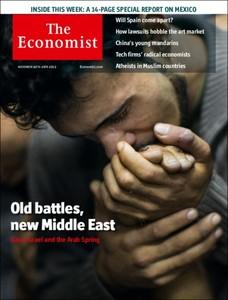 Las 12 mejores portadas de la prensa internacional del 2012