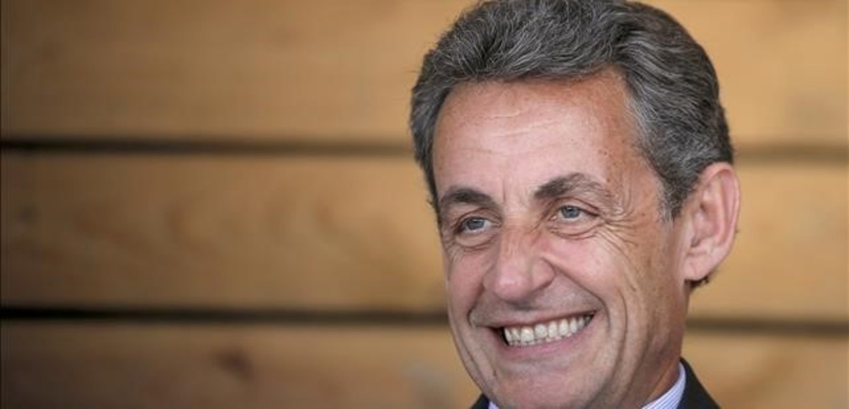 Sarkozy anuncia a Facebook que serà candidat a la presidència de França el 2017