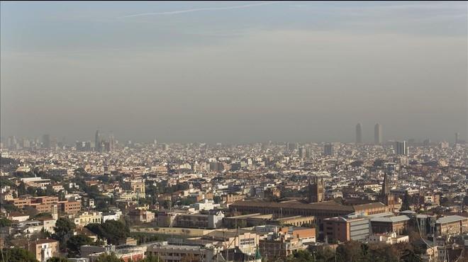 L'àrea metropolitana vol vetar els dièsels més contaminants a partir del 2018