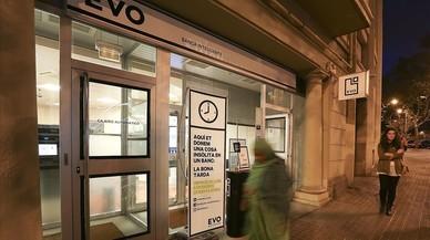 Evo Banco tanca gran part de les seves oficines i acomiadarà 270 treballadors