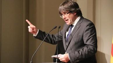"""Puigdemont reclama """"una majoria clara de vots i escons"""" a favor de la independència el 21-D"""