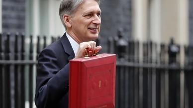 El Regne Unit preveu un dràstic descens en la seva economia