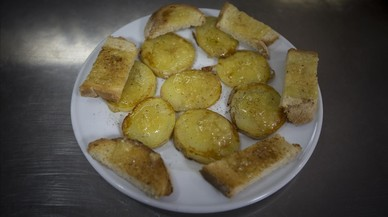 Las patatas del Onubense