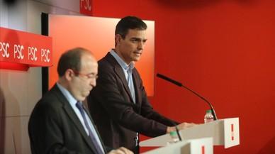 El socialisme espanyol dona suport a Iceta