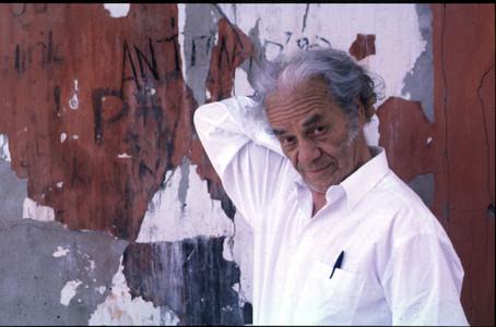Nicanor Parra, en una imagen de archivo.