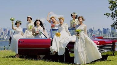 La sologàmia, casar-se amb una mateixa està de moda
