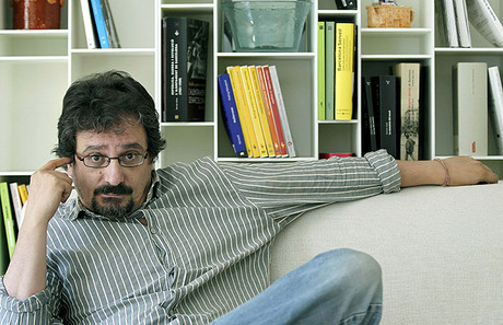 Albert Sánchez Piñol, que ha escrito 'Victus' en castellano.
