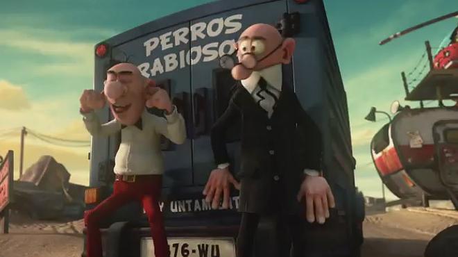 Tr�iler en catal�n de 'Mortadelo y Filem�n'