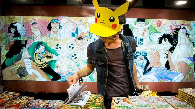 El Salon del Manga inaugura su vig�sima edici�n