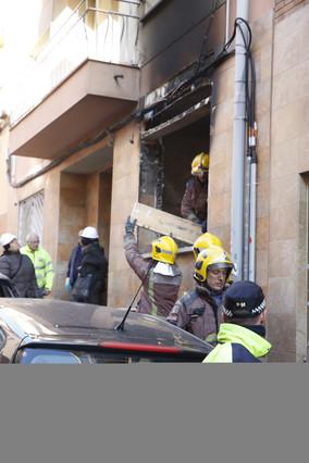 Un hombre de 70 años muere en una explosión de gas butano en ... - El Periódico