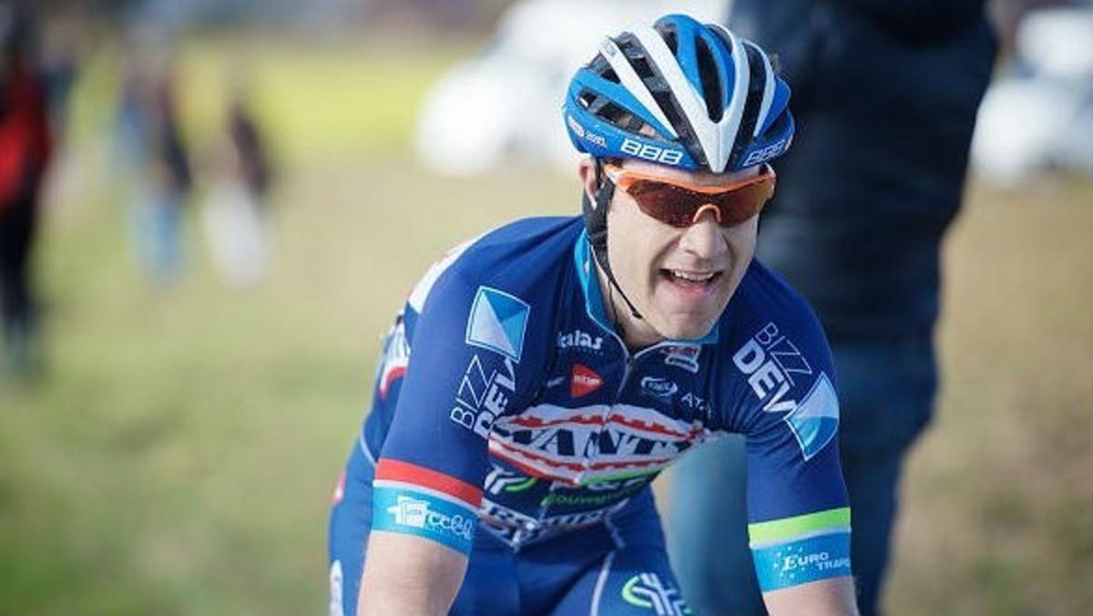 El ciclista belga Antoine Demoitié.