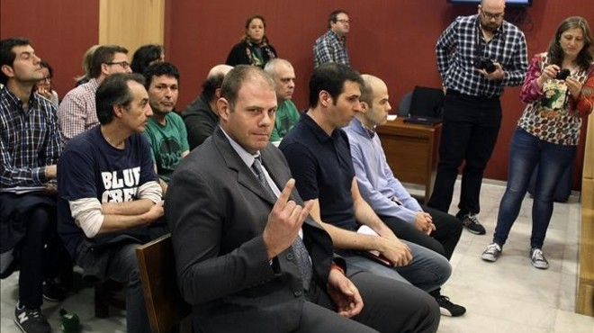 Comença el judici contra la suposada cúpula espanyola d'Anonymous