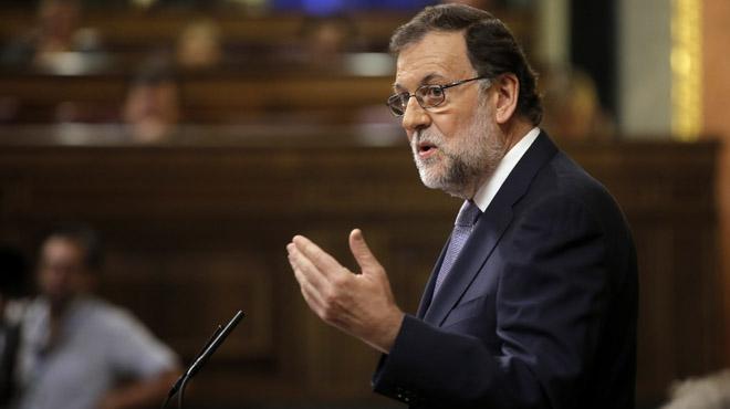 Primer 'No' a Mariano Rajoy