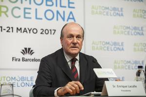 Enrique Lacalle, presidente del Automobile BCN
