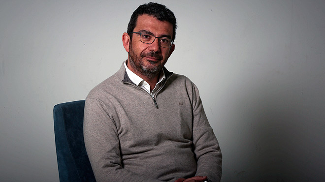 Entrevista amb Francesc Sanchez, advocat i detingut en loperació Pika.